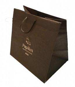 sac papier kraft luxe I Blog.paperbagart.com