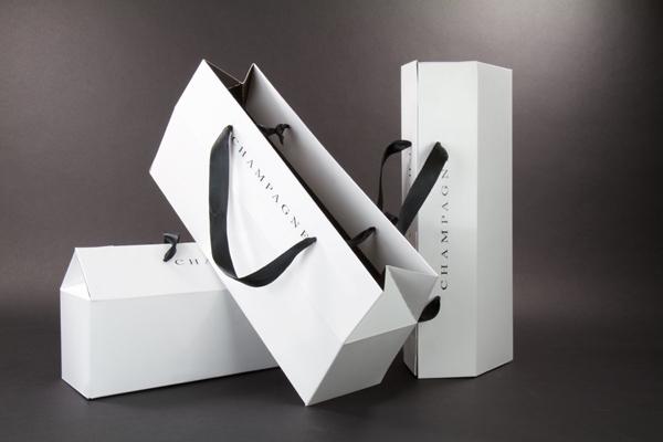 paperbag art le blog emballage bouteille champagne. Black Bedroom Furniture Sets. Home Design Ideas